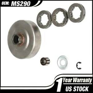 "3//8/""-7T Clutch Drum Fit STIHL 034 036 039 MS360 MS390 034 Super MS310 Chainsaw"