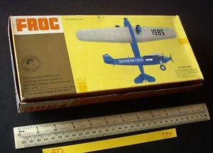 """1960s Vintage Frog Trail Blazer Fokker F.VIIb-3M """"Southern Cross"""" Airliner (770)"""
