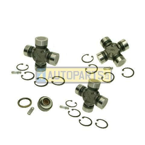 DISCO 2 TD5 UNIVERSAL JOINT /& BEARING REPAIR KIT FRONT PROPSHAFT TVB000110K