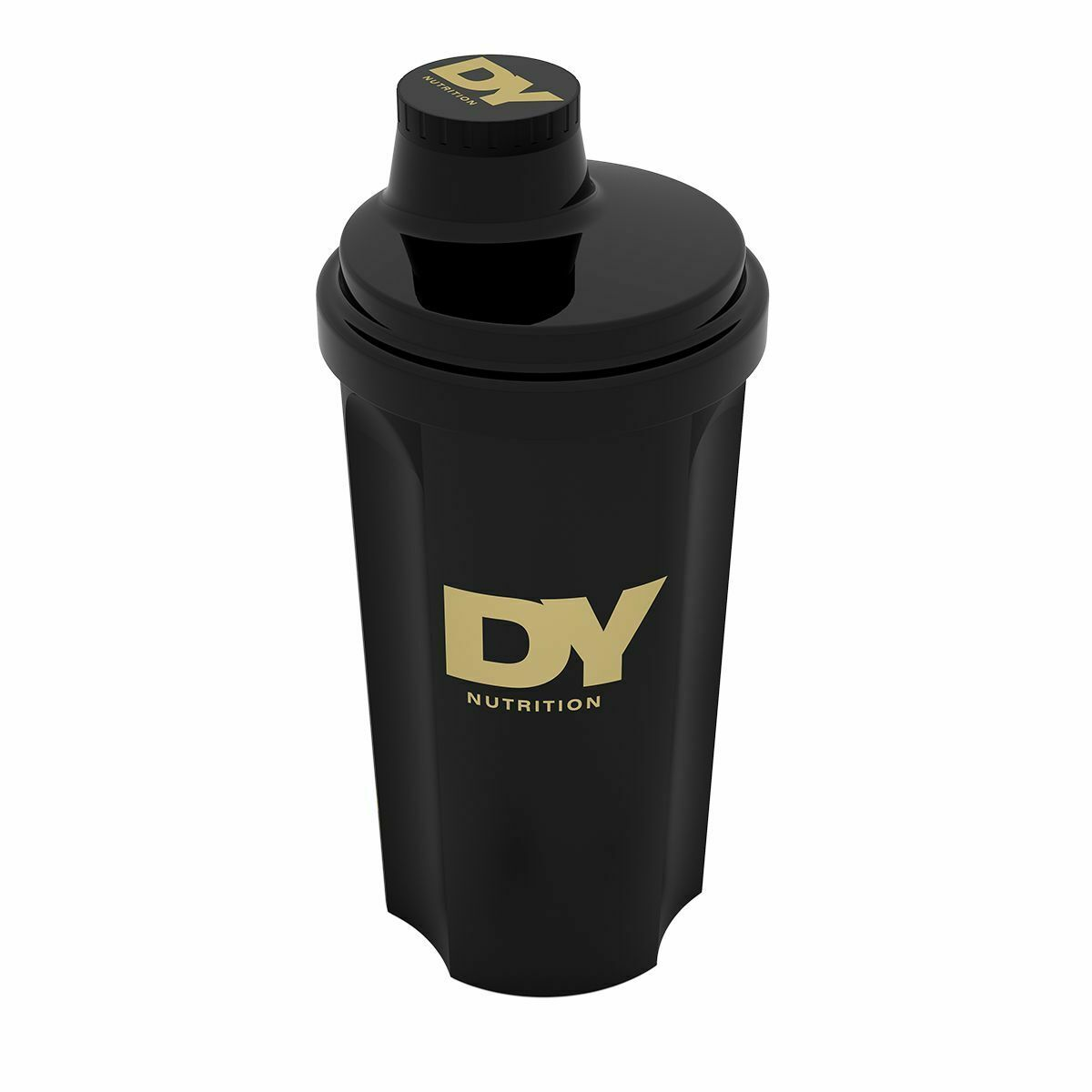 Image 11 - Dorian Yates Signature Shaker Cup DY Nutrition shaker 3 sided design in 2 colour