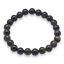 miniature 100 - Crystal Gemstone Bead Bracelet Chakra Natural Stone Reiki Healing Anxiety Stress