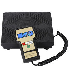 220lb Hvac Ac Ac Refrigerant Charging Recovery Weight Lcd Digital Scale