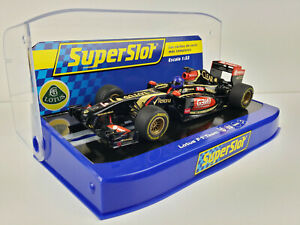 Slot-Car-Scalextric-Superslot-H3518-Lotus-F1-Team-2014-8-034-Romain-Grosjean-039-039