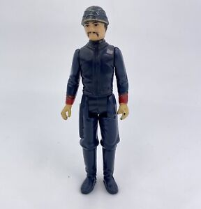 Vintage Star Wars Bespin Security Guard Action Figure 1980 Kenner