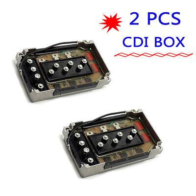 CDI Switch Box Pack For Mercury 3 /& 6 Cyl 50-275 HP V-135 V-150 XR4 332-7778A9 D