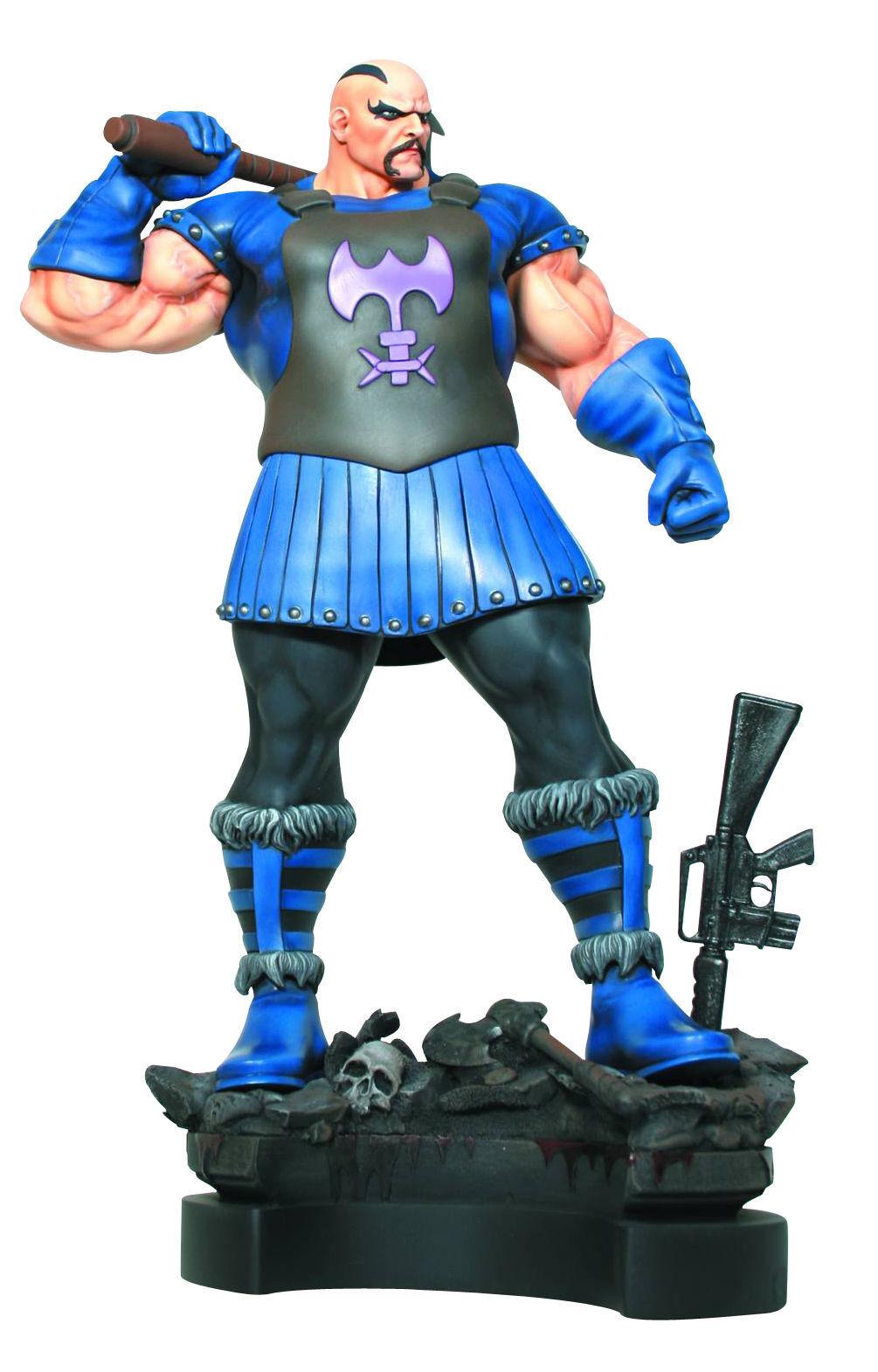 Bowen Sideshow Design Executioner Statue - Marvel Thor Villain Enemy of Asgard