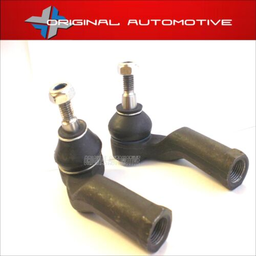 FITS VOLVO S40 2004/> FRONT OUTER TRACK TIE ROD ENDS X2  FAST DESPATCH