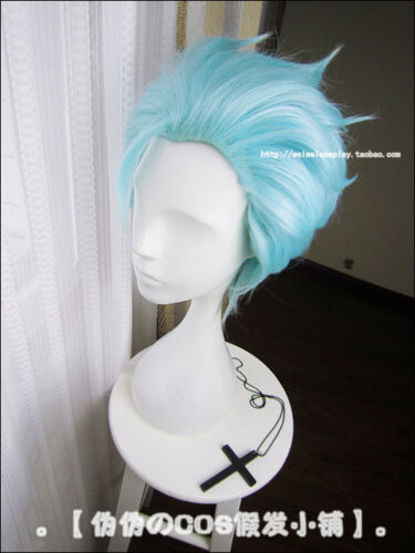 The Seven Deadly Sins Ban need style Anime Costume Cosplay Wig Wig Cap