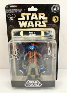 DISNEY-Parks-Exclusive-Series-5-Goofy-as-Cad-Bane-2011-STAR-WARS-Star-Tours