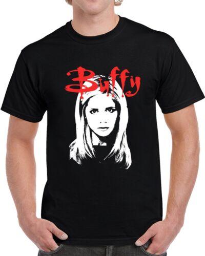 Buffy The Vampire Slayer Retro Tv  Fan Cool T Shirt