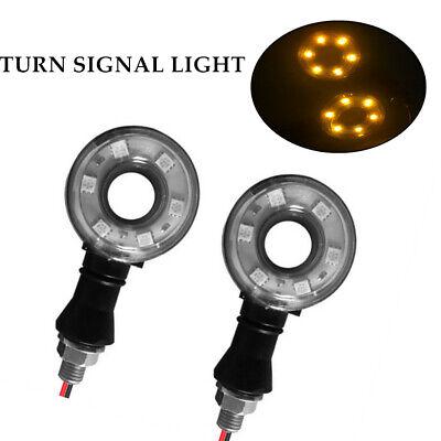 2pcs Road Bicycle Turn Signal LED Lights Indicator Light Steering Warning Lights