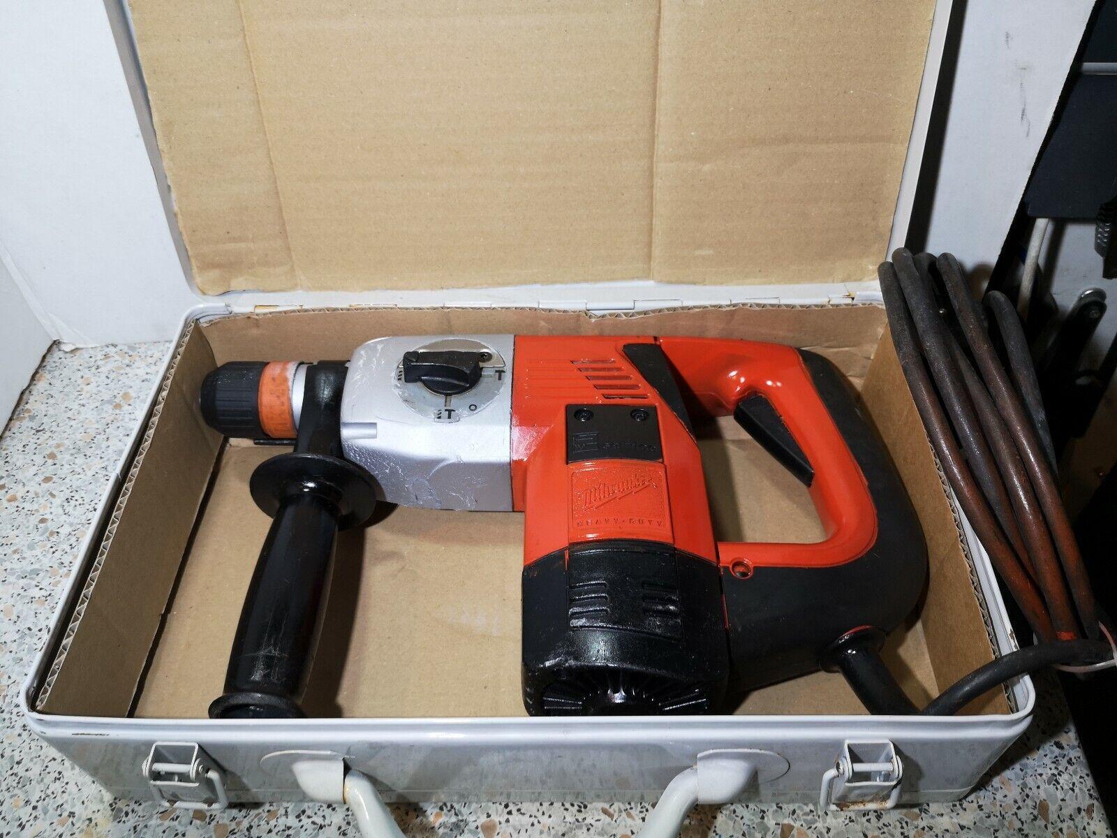 Milwaukee PLH 30 XE sds plus profi bohrhammer mit Meißel fonksion und Koffer