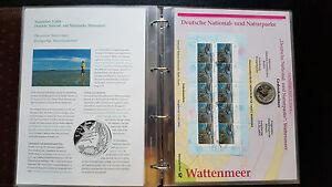 Numisblatt 3/2004 Nationalpark Wattenmeer 10 € Euro 925 Silber Gedenkmünze 3 04 - Rodgau, Deutschland - Numisblatt 3/2004 Nationalpark Wattenmeer 10 € Euro 925 Silber Gedenkmünze 3 04 - Rodgau, Deutschland