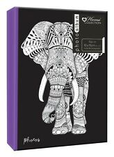 Zen Elephantt 6'' x 4'' Slipin Photo Album Holds 80 Photos
