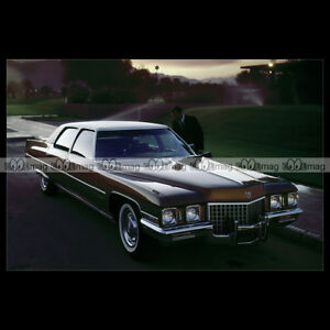 #pha.003164 Photo CADILLAC FLEETWOOD SIXTY SPECIAL BROUGHAM 1971 Car Auto s4bPkOPk-09164404-501876123