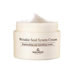 THE-SKIN-HOUSE-Wrinkle-Snail-System-Cream-50mL
