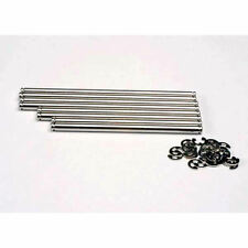 Traxxas Suspension Pin Set, Stainless Steel (W/ E-Clips) - Z-TRX4939X