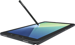 """Samsung - Galaxy Tab A (2016) - 10.1"""" - 16GB with S Pen - Black"""