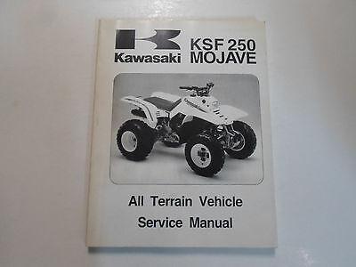 1987 1997 kawasaki ksf 250 mojave all terrain vehicle. Black Bedroom Furniture Sets. Home Design Ideas