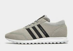 ADIDAS-Originals-Los-Angeles-Trainer-Trainer-Uomo-Grigio-Taglie-limitata