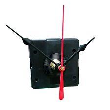 "Quartz Clock Movement Motor Mechanism, 1/2"" Maximum Dial Thickness"