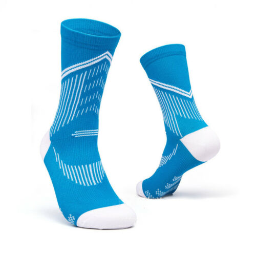 6 Pairs Breathable Outdoor Sport Running Riding Bicycle Bike Cycling Socks
