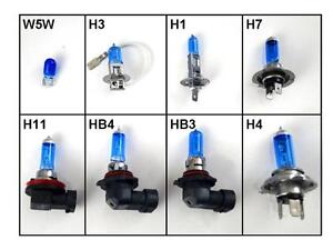 h1 h3 h4 h7 h11 hb3 hb4 501 xenon white bulbs light headlight headlamp bulb fog ebay. Black Bedroom Furniture Sets. Home Design Ideas