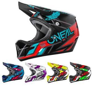 ONeal-Sonus-Strike-Fahrrad-Helm-All-Mountain-Bike-MTB-Downhill-Fullface-Fidlock