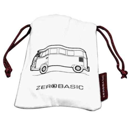 Official VW Camper Van cloth small storage bag//pouch with drawstring
