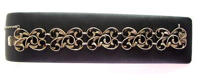 Tolles Silber Armband - 835 Silber - Auch Zur Tracht - Länge 19cm - Breite 2,3cm HeißEr Verkauf 50-70% Rabatt