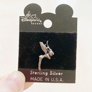 Sterling Silver Charm Tinkerbell from Peter Pan Disneyland Resort