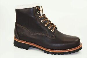 Timberland-Heritage-6-Inch-Boots-Waterproof-Stiefeletten-Schnuerschuhe-6555A