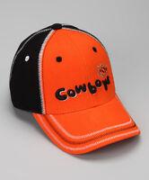 Oklahoma State Cowboys Black & Orange Toddler Baseball Hat