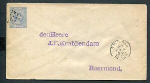 1892-envelop-G-5-naar-Roermond-met-puntstempel-95-SCHIEDAM
