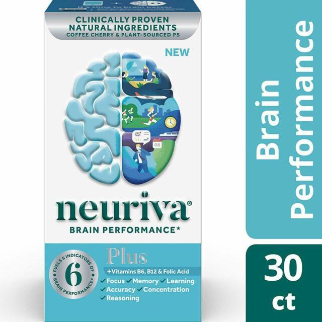 Best Brain Supplements 2020.Schiff Neuriva Plus Fast Acting Brain Performance Capsules