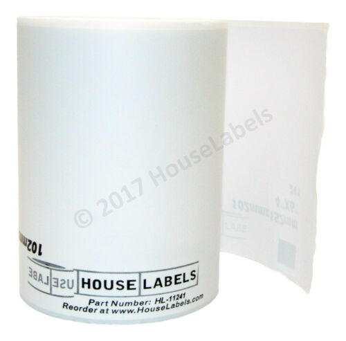 40 DK-1241 Replacement Rolls Compatible w// Brother