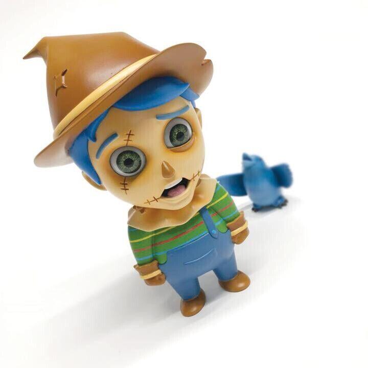 bambino SPAVENTAPASSERI 6 in Vinile ARTE cifra da collezione Jim McKenzie x giocattoloqube