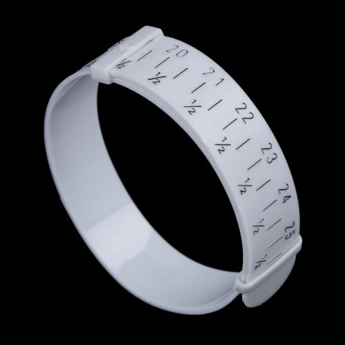 Armband sizer kunststoff armband messwerkzeug armreif schmuck machen gauge  CL