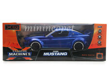 XQ 3285 R/C RADIO REMOTE CONTROL CAR 2014 FORD MUSTANG BOSS 1/18 BLUE