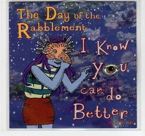 EF180-The-Day-Of-The-Rabblement-I-Know-You-Can-Do-Better-2013-DJ-CD