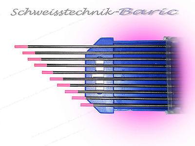 Suche Nach FlüGen Wolframelektrode Pink Wig Schweißen Wolframelektroden Thungsten Argon Wx Stabile Konstruktion