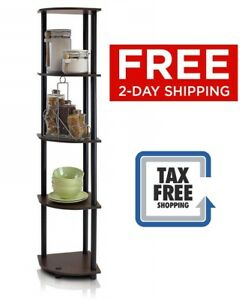 Shelves-Corner-Display-Shelving-Unit-Rack-5-Tier-Shelf-Stand-Storage-Organizer