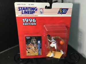 1996 Starting Lineup Pooh Richardson Los Angeles Clippers NBA