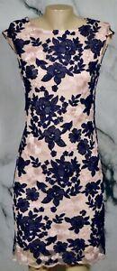 ROZ-amp-ALI-Blush-Blue-Embroidered-Floral-Overlay-Dress-4-Slight-Cap-Sleeve-Lined