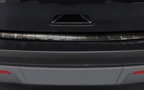 Ladekantenschutz passend für Ford Explorer 5 V U502 2011-2016 Schwarz Edelstahl