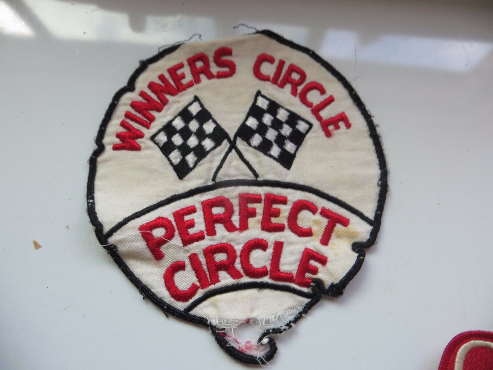 Original Ganadores Círculo, Perfect Circle Carreras Oldstock Oldstock Oldstock Usado Off Chaqueta eb09d6