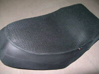 Honda Helix Cn250 Fusion Seat Cover Heat Resistant, Water Repellent No Slip