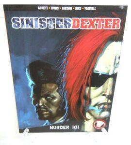 Sinister-Dexter-Vol-2-Murder-101-DC-Comics-Brand-NEW-Trade-Paperback-TPB