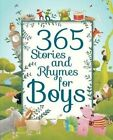 365 Stories and Rhymes for Boys by Parragon (Hardback, 2015)