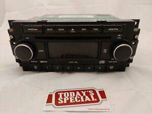 Toyota-Matrix-Corolla-04-08-CD-Player-Receiver-AM-FM-Fujitsu-Radio-86120-02400